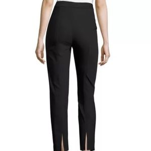 St. John Caviar high waist cropped scuba pants